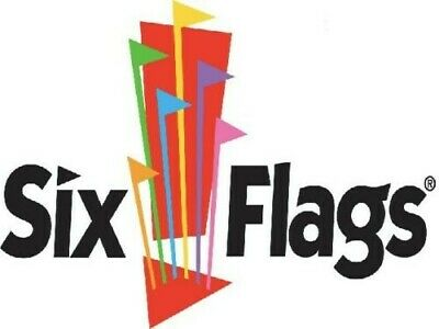 One Single Day General Admission to Any U.S. Six Flags Theme Parks