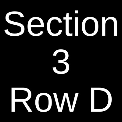 2 Tickets George Thorogood and The Destroyers 10/11/19 Northfield, OH