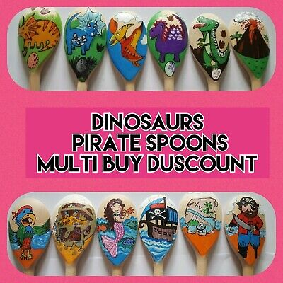 Teaching Resource Pirate  Story Spoons