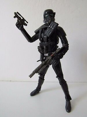 "Star Wars The Black Series Target Exclusive 3 pack 6"" Inch Death Trooper Figure"