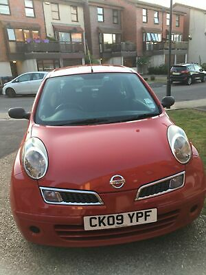 Nissan micra low mileage well maintained