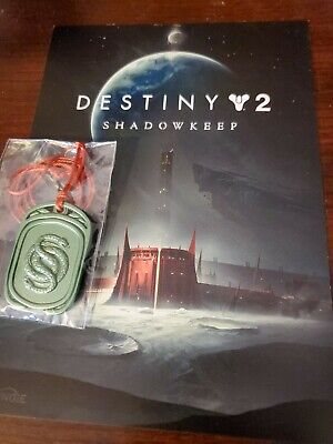 Destiny 2 Pax 2019 Gambit Coin and The Moon Stirs Emblem