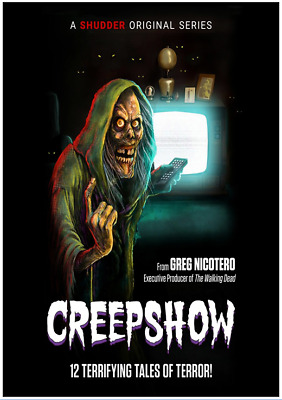 Creepshow - TV Series (New) - 001 - Glossy Print