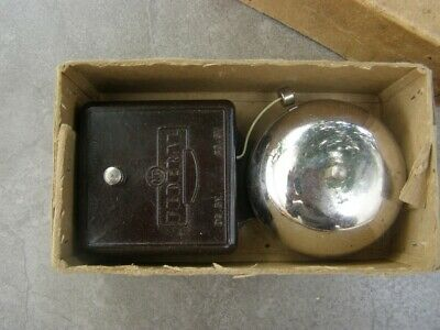 Collectible: FEDERAL BAKELATE BELL,