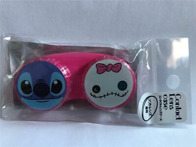 New Disney LILO & STICH Contact Lens Case  Imported from JAPAN