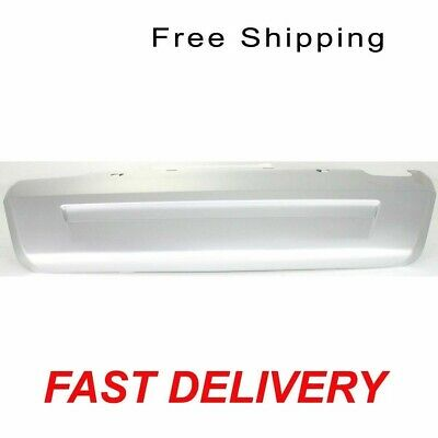 Front Bumper Protector Lower Pad Silver 2009-2010 Xterra 62064ZL00A NI1009101