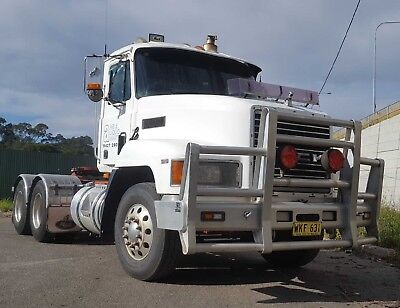 1995 Mack CHR Prime Mover 6x4 13-speed eaton fuller road ranger. Unregistered.