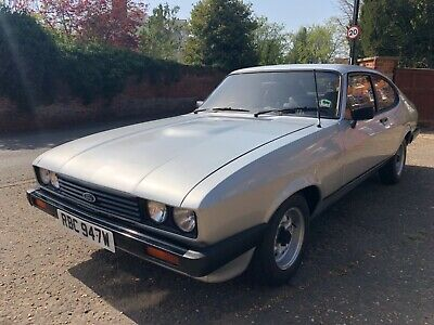 1981 Ford Capri 1.6 GL 77k Miles Outstanding Condition £1000