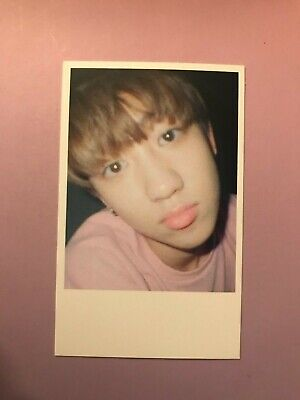 Rare Seventeen 17 Hits The8 Photocard   Minghao   (Kpop)