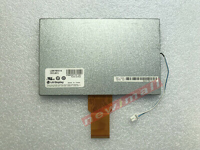 7In LG PHILIPS LB070WV1-TD01 800x480 Automotive Industrial LCD Screen Display