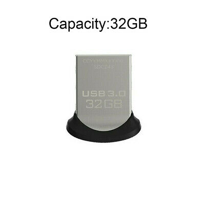 32GB SanDisk USB 3.0 Drive Ultra Mini Nano USB 3.0 Flash Drive Origiral USB Disk