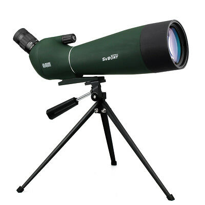Spotting Scope SV28 20-60x80mm BAK4 Angled Spotting Scope Bird watching AU Ship