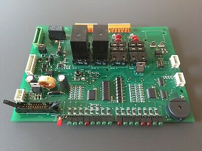 Blodgett Pizza Oven Interface Control Board Conveyor Gas Electric M10278