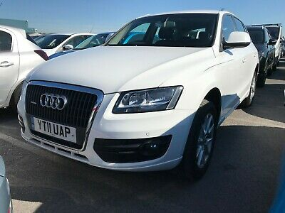 2011 Audi Q5 2.0 Tdi Quattro Se S/S - 1F/Ownr, Leather, Alloys, P/Sens, Nice