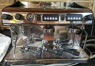 Expobar Ma-C-2Gr Commercial Coffee Machine 2 Group