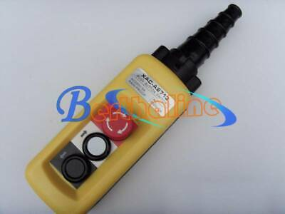 New XAC-A2713 Pendant Control Stations Crane 2 Pushbutton Switch