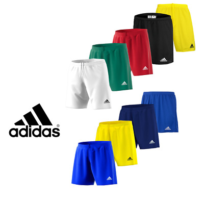 Adidas PARMA CLIMALITE Mens Shorts Sports Training Football Gym S M L XL XXL