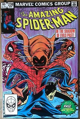 The Amazing Spider Man 238 Nm Tatoo Included