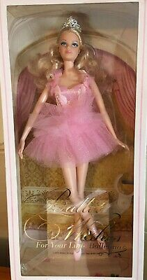 2019 Pink Label African American Birthday Wishes Barbie-NEUF