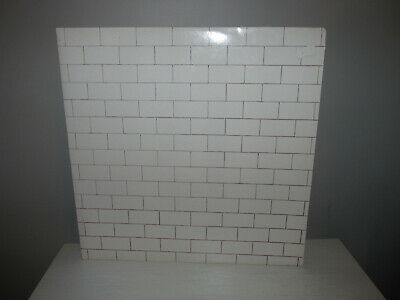 """Pink Floyd The Wall First Press EMI Harvest Records 1979 Vinyl """"Excellent"""""""