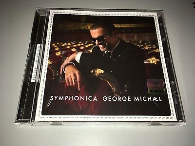 George Michael - Symphonica CD Russian Version LIKE NEW/MINT