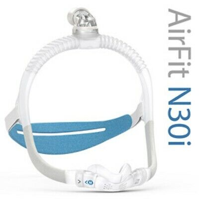 ResMed AirFit™ N30i Nasal CPAP Mask with Headgear Starter Pack (Small Frame)