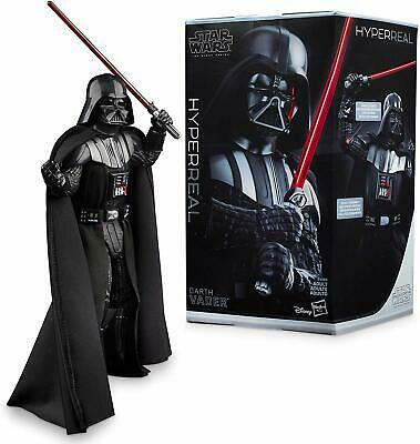 "Darth Vader Star Wars Black Series Hyperreal Action Figure – Collectible 8"" WOW"