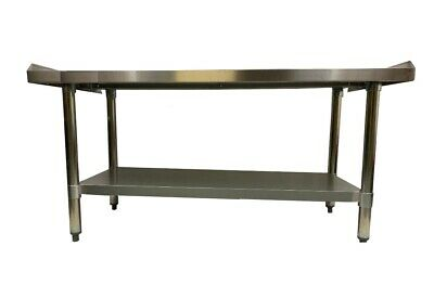 Commercial Stainless Steel Equipment Grill Stand 24 x 18 - NSF