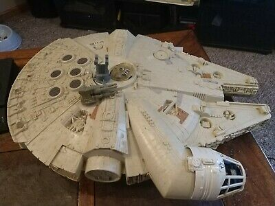 Star Wars 1979 Millennium Falcon Vintage Kenner Incomplete. FREE SHIPPING