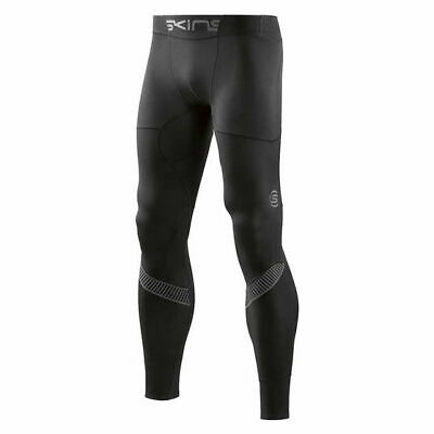 Skins DNAmic Ultimate Starlight Thermal Compression Long Tights | Black