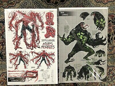 Absolute Carnage Miles Morales #1 #3 young guns variant NM Classified Marvel