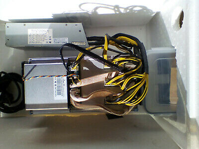 Bitmain Antminer A3 815Gh includes power supply