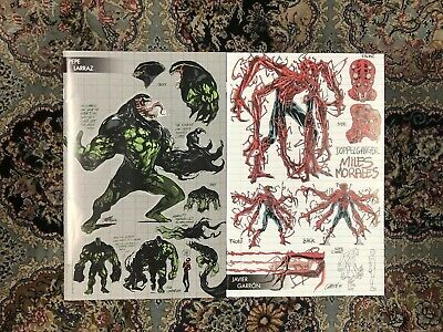 Absolute Carnage Miles Morales #1 #3 young guns variant NM- Classified Marvel