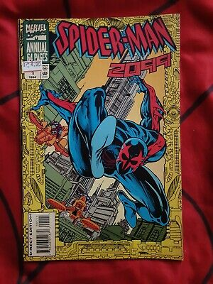 spider man 2099 comic 1