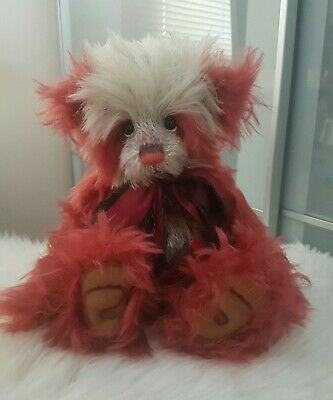 Charlie bears knickerbocker isabelle lee from collectors club 2014