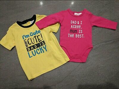 Kids clothes size 000 & 1