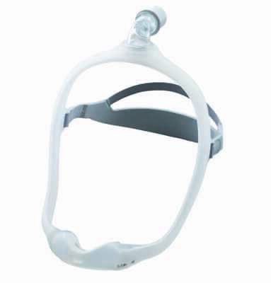 DreamWear Nasal CPAP Mask with Headgear (Cushions Large with Medium Frame)