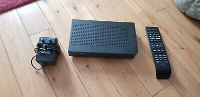 Huawei TalkTalk Youview Box DN360T Freeview Receiver with Remote and Power Lead