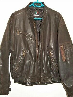 Extremely Rare and unusual Dainese  'Retro'  Jacket