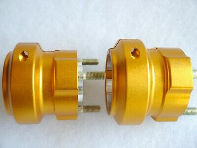 Short rear hubs for 50mm axle, pair.