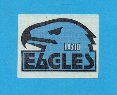 N 320 VERONA GIANTS New SLOGAN in RASO Calciatori Panini 1986 1987 86 87