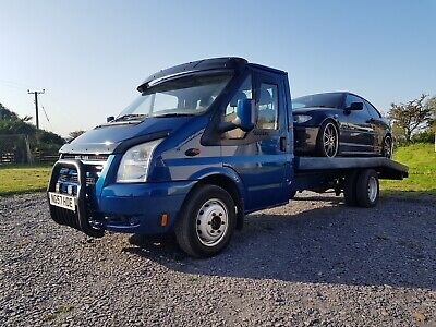 Ford Transit 115 T350Ef Rwd / Lwb / 6 Speed / Low Miles / Recovery Truck