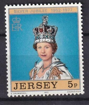Jersey MNH 1977 sc#168-170 QEII 25th Anniversary of Reign, set of 3 (2 photos)