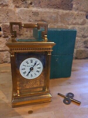 Charles Frodsham London - striking carriage clock, frodsham.