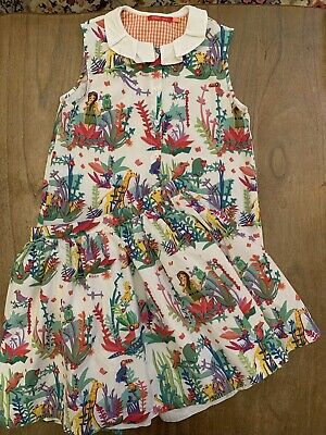 Girls Oilily Short Sleeved Shirt And Skirt - Age 12