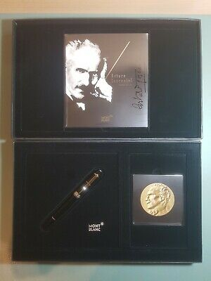 Montblanc Donation Pen 2007 - Arturo Toscanini Limited Edition