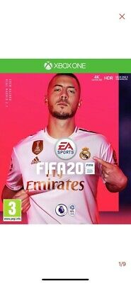 FiFA 20(Xbox One ) In Stock New & Sealed Uk PAL