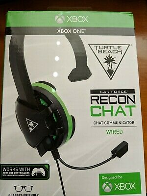 Turtle Beach Ear Force Recon (TBS-2303-01) Xbox Gaming Wired Headset - Black