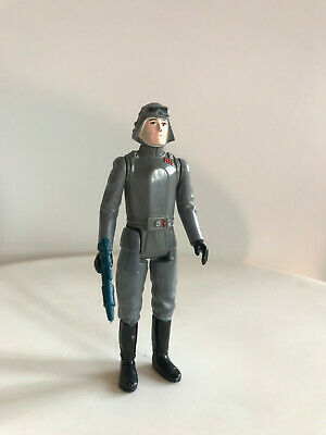 At-At Commander Pbp - Complete 100% Original - Star Wars Vintage - 1980