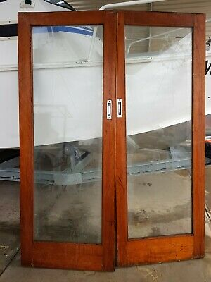 Nautical Antique Doors